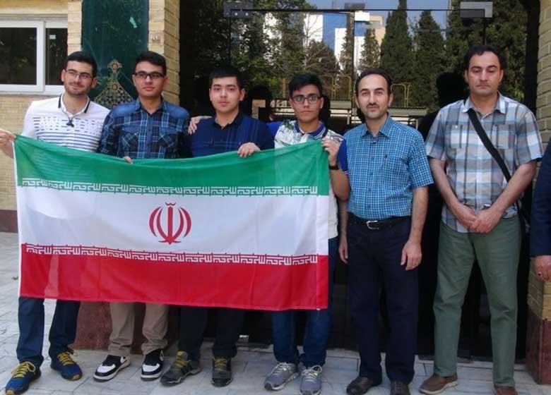 تیم المپیاد شیمی دانشآموزان ایران در جایگاه سوم جهان