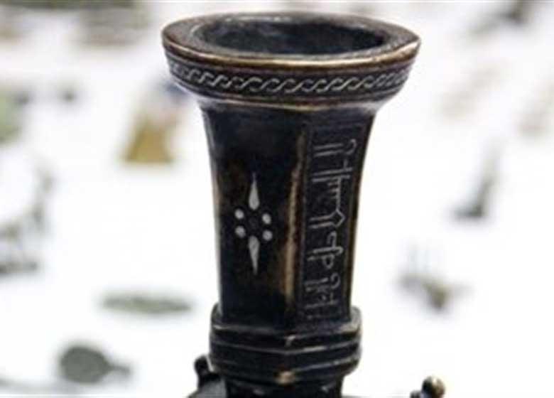 کشف ظرف ۱۰۰۰ ساله در زانتیای مشکی