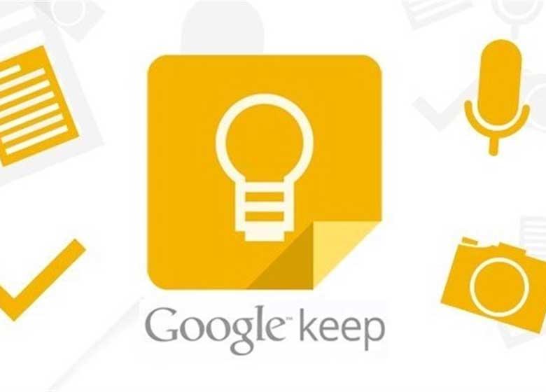 گوگل کیپ بعد از مدتها دو گزینه Redo و Undo را اضافه کرد