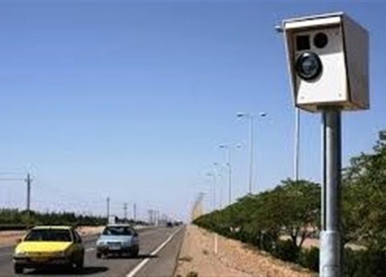 متخلفان جاده زیر ذرهبین ۱۴۰۰ دوربین