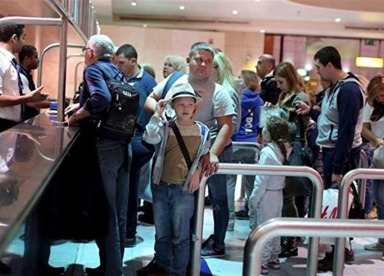۷۷۴ هزار ایرانی به ترکیه رفتند