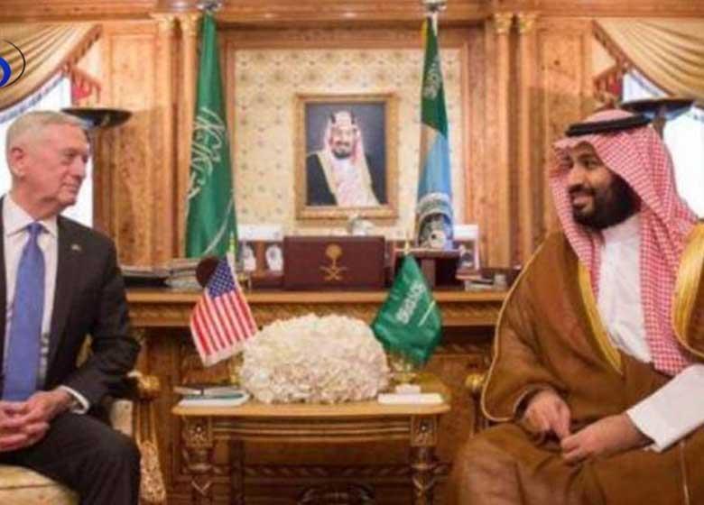 """عربستان آزادی """"موصل"""" را به آمریکا تبریک گفت!!"""