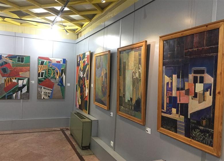 نمایشگاه نقاشی« نگاهی نو» در فرهنگسرای اشراق