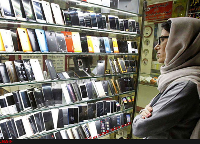 جدول قیمت موبایلهای میانرده در بازار تهران