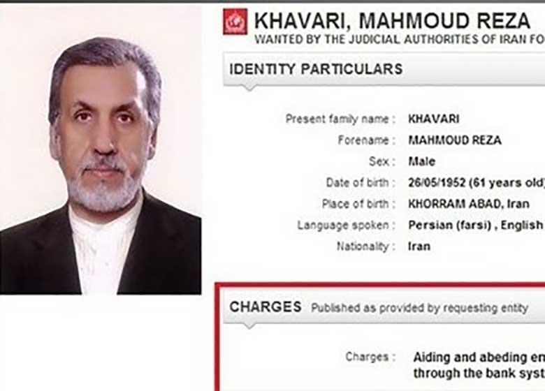 آخرین وضعیت استرداد خاوری از زبان سخنگوی وزارت خارجه