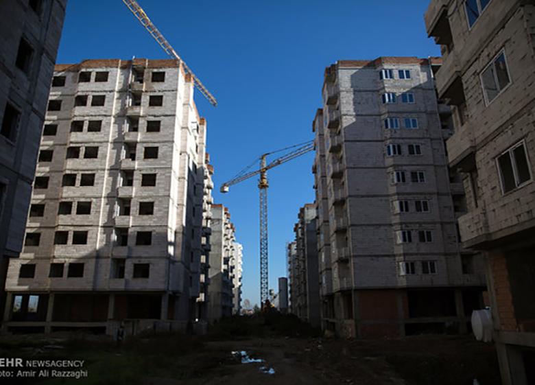 برنامه ضربتی شناسایی ساختمانهای بلند