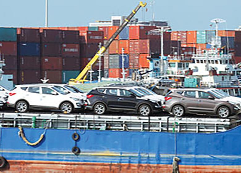 نقش خودرو در منفی شدن آمار تجارت خارجی