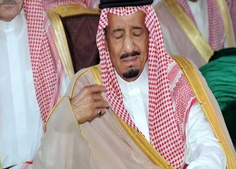 احتمال کناره گیری ملک سلمان از سلطنت!