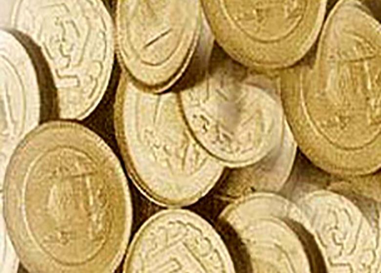 بهای انواع سکه در بازار ۲۴ تیرماه ۹۶