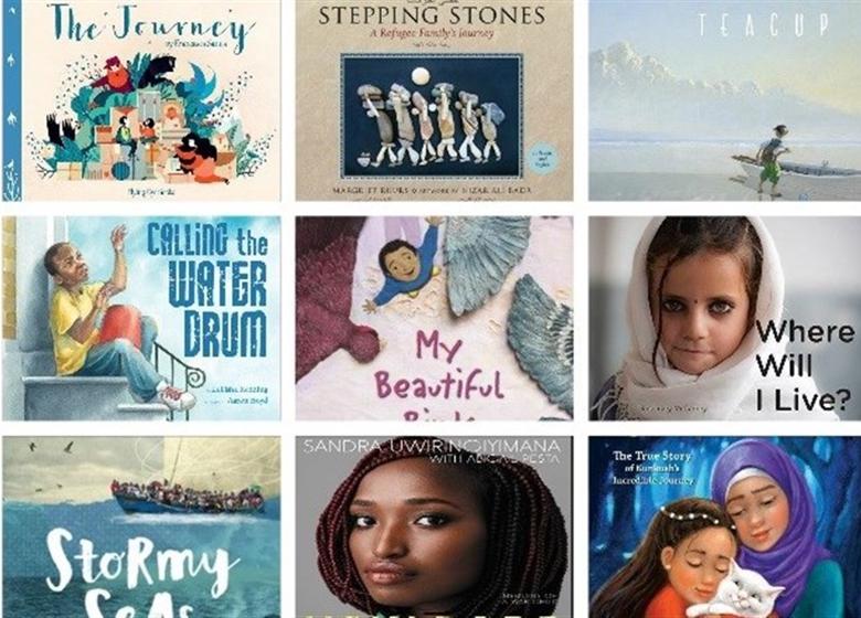 «رؤیای خانه»؛ نگاهی به جدیدترین کتابهای جهان برای کودکان جنگزده سالهای اخیر +عکس