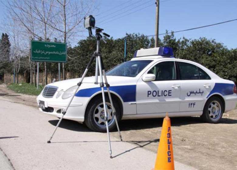 تشدید برخورد با تخلفات درون خودرو با دوربین های نظارتی پلیس