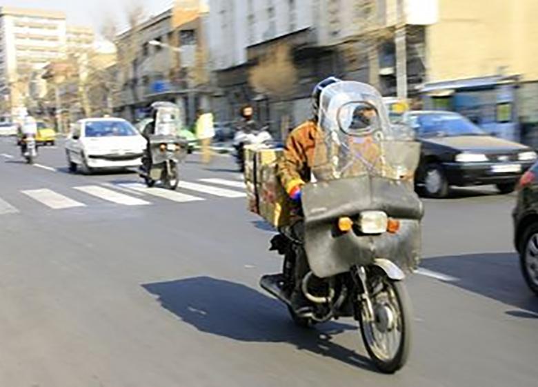 ثبت نام طرح ترافیک موتورسیکلتها آغاز شد