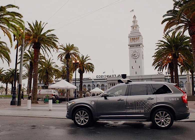 اوبر برای توسعه فناوری خودروهای خودران، به دنبال همکاری با گوگل بوده است