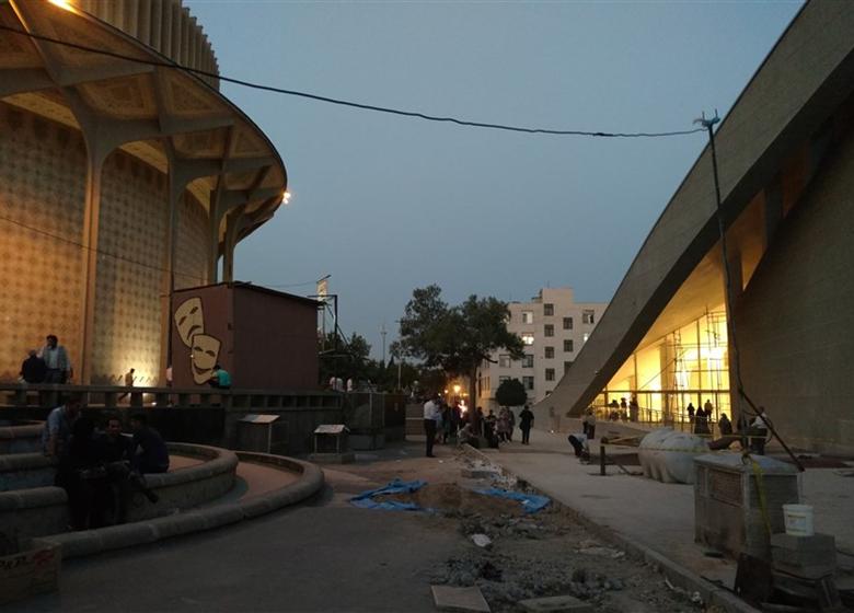 مسجد ولیعصر به شکل غیررسمی آغاز به کار کرد
