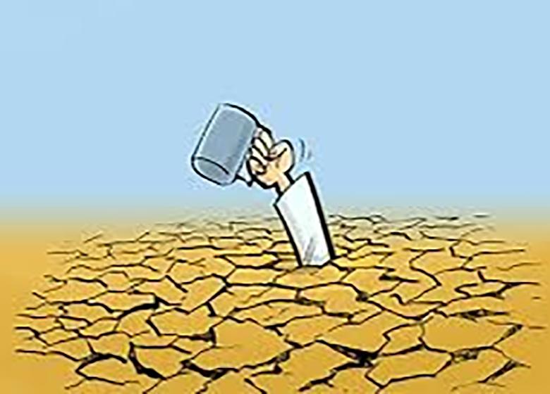 بارش متوسط کشور به کمتر از متوسط ۱۰ ساله رسیده است