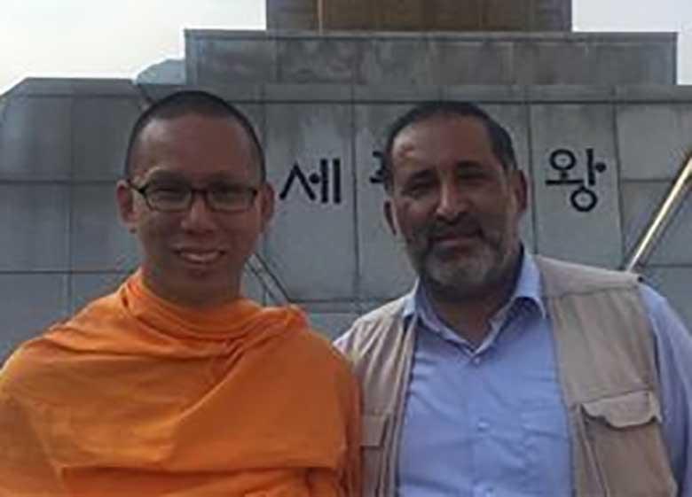 «کنایه راهب بودایی به روحانی و ظریف» درباره مسلمانان میانمار