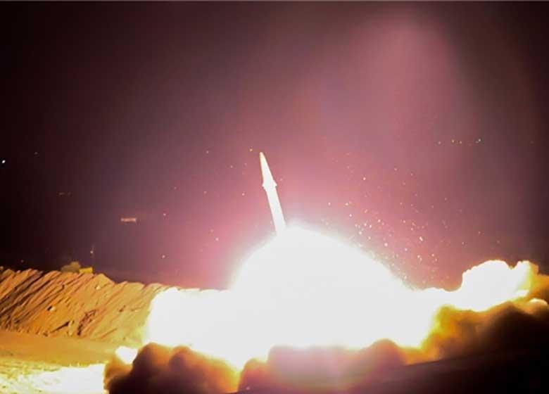 جزئیات جدید از حمله موشکی سپاه به داعش