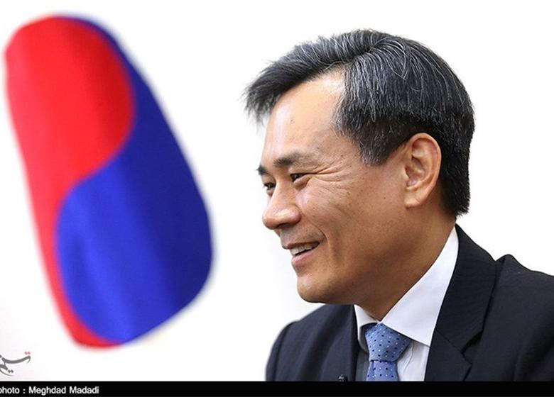 سفیر کره جنوبی: شرکتهای کرهای انتظار فعالیت بیشتری در ایران دارند