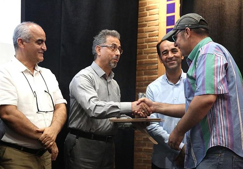 برگزیدگان جشنواره عکس  «هشت» تقدیر شدند