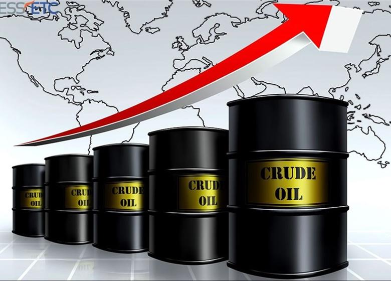 رشد ۵ درصدی قیمت نفت در هفتهای که گذشت