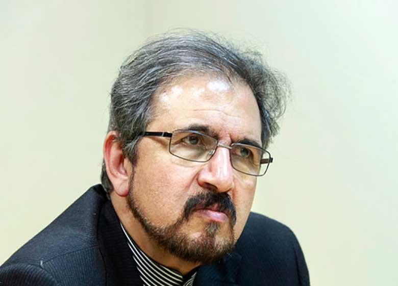 پاسخ سخنگوی وزارت خارجه ایران به اظهارات خصمانه وزارت خارجه آمریکا