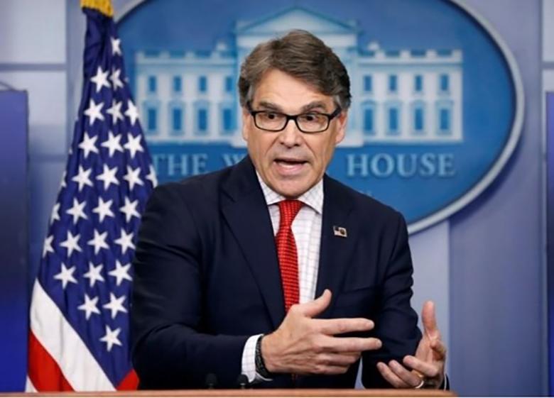 روسها وزیر انرژی آمریکا را سرکار گذاشتند!