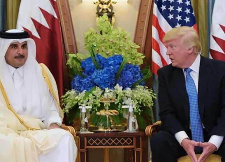 آمریکا: با قطر خصمانه سخن نگویید