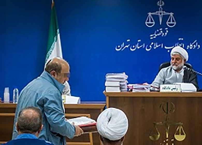قاضی مقیسه: اتهام فساد فیالارض، کلاهبرداری و پولشویی در پرونده متهم دوم فساد نفتی