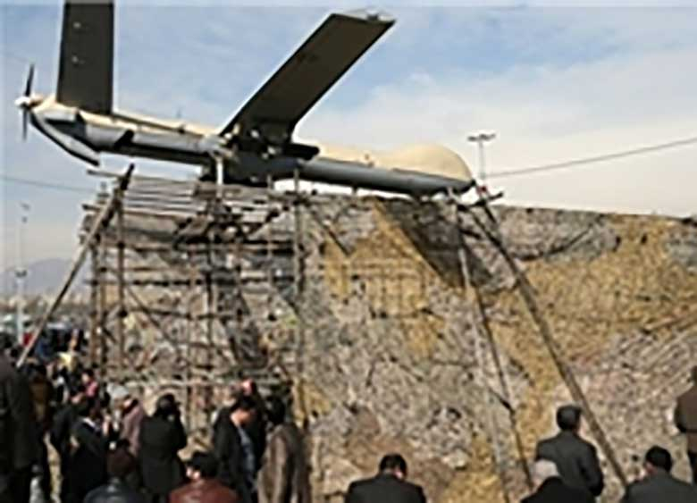 پهپادها، ابزار ایران در رصد تحرکات آمریکا هستند