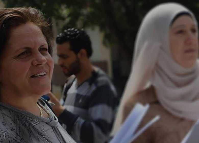 بازجویی تحقیرآمیز و عریان از زن اسیر فلسطینی