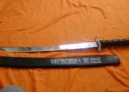 تست قدرت شمشیر سامورایی های ژاپنی+فیلم