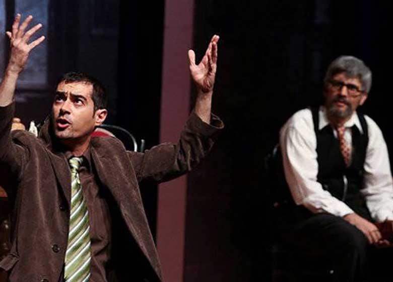 بلیت یک میلیونی برای تئاتر شهاب حسینی!