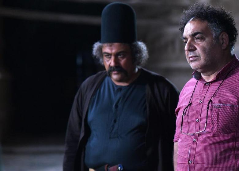 شروع بازی مهران غفوریان در سینمایی «آتش و قدّاره»