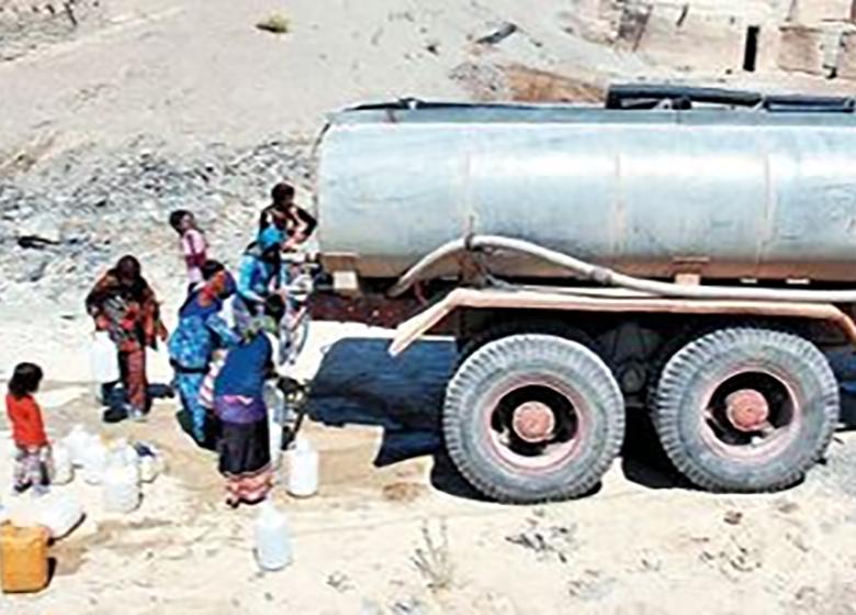آب در دام توهم توسعه