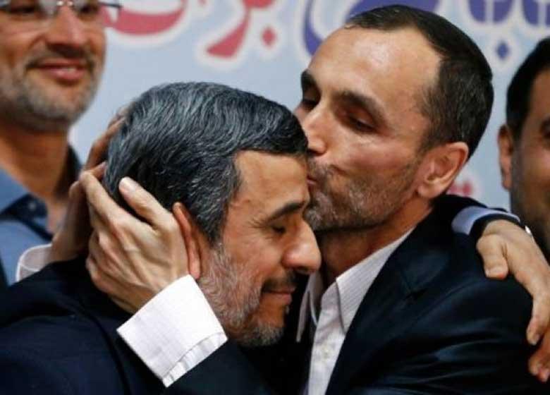 واکنش احمدینژاد به اتهامات وارده علیه بقایی