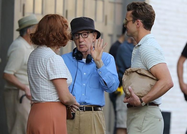 رونمایی فیلم جدید «وودی آلن» در نیویورک