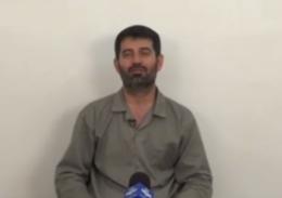 گفتگو با دومین داعشی دستگیر شده حادثه تروریستی تهران/فیلم