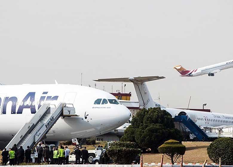 سهم ۴۸ درصدی پروازهای تاخیردار در تیر ۹۶/ آتا رکورد زد
