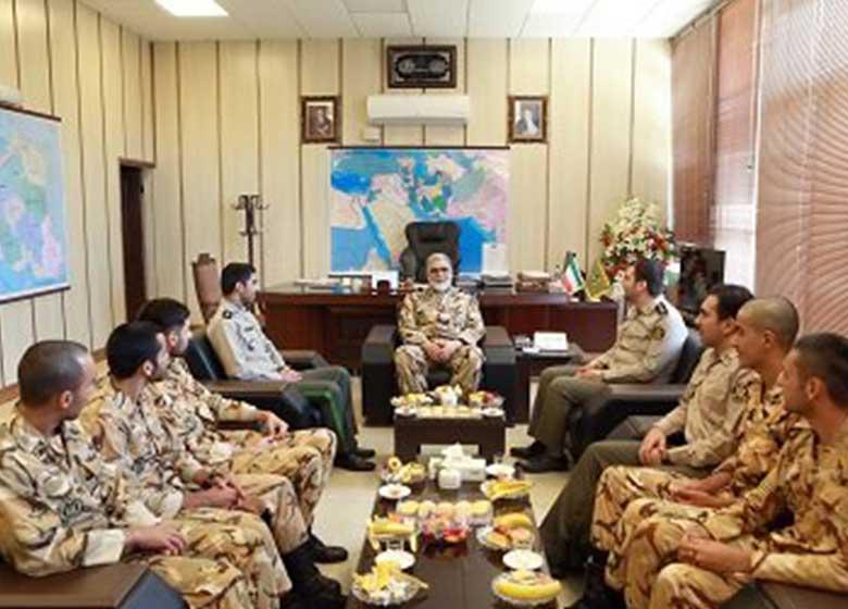 امیرپوردستان: با نظر خود سربازان برای خوشایندسازی دوران خدمت اقدام میکنیم
