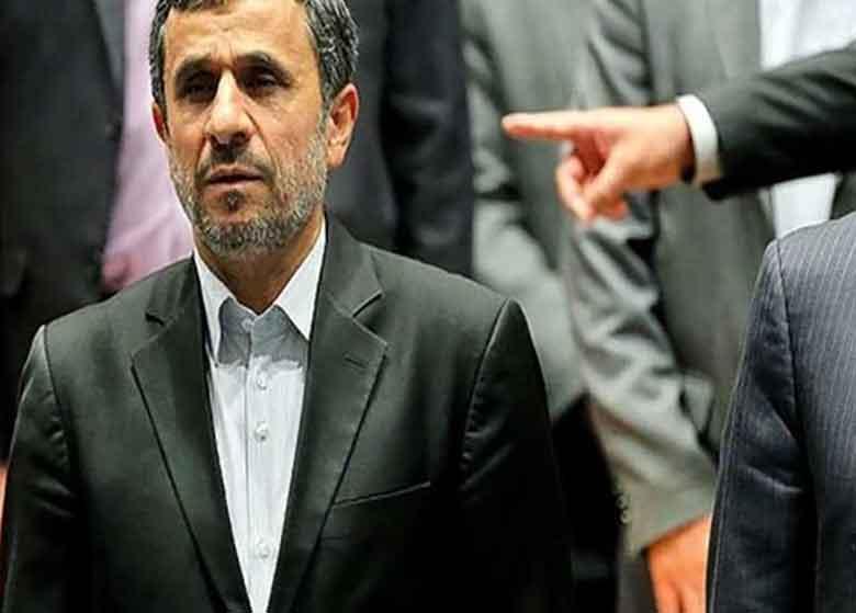 علت تغییر جای احمدینژاد در مراسم تنفیذ مشخص شد