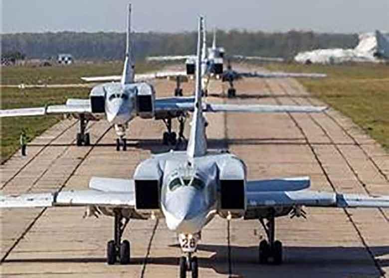 پرواز بمب افکن هاي روسي بر فراز اقيانوس آرام/ درخواست روسيه از کره شمالي