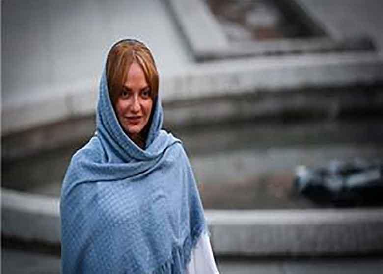 مهناز افشار در مسير لس آنجلس- تهران