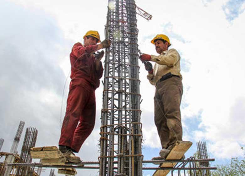 روند ثبت نام کارگران ساختمانی کند است!