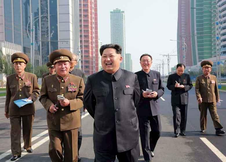 کره شمالی خطاب به آمریکا: سرتعظیم فرود آورید و پوزش بطلبید