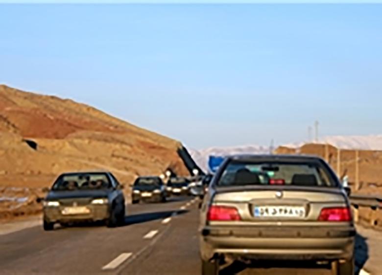 محدودیت ترافیکی در آزادراه تهران-قم و محور کندوان