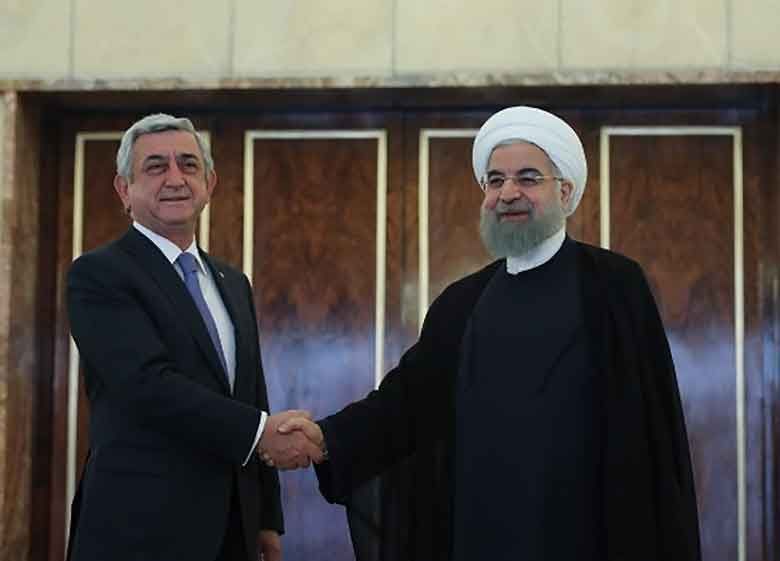 سرکیسیان: ملت ایران رییس جمهوری انتخاب کرد که خط مشی موفقی داشته است