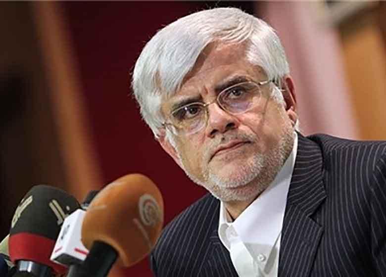 انتقاد عارف از عدم انتخاب وزیر زن