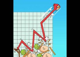 اینم بازی جدید انگریبرد!(کاریکاتور)