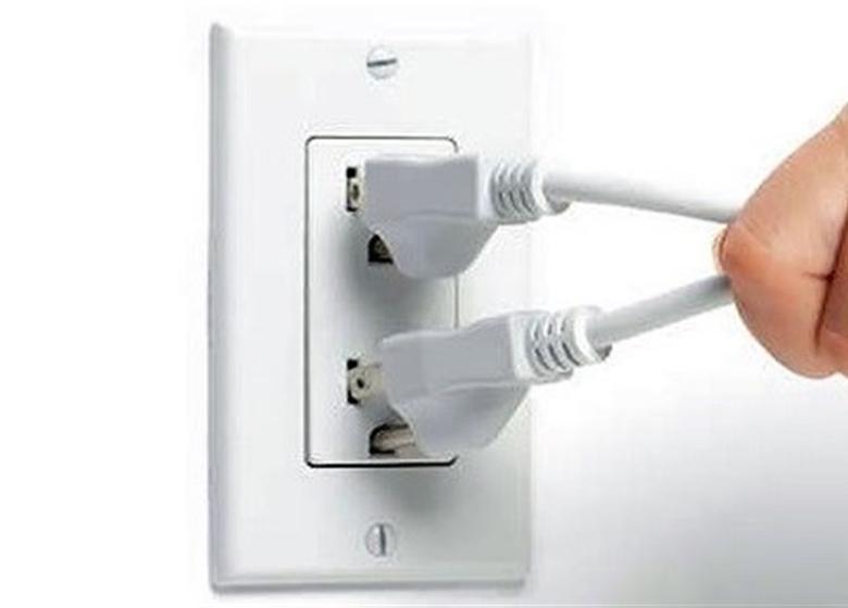 کاهش بار شبکه توزیع برق با کاهش مصرف در ساعات پیک