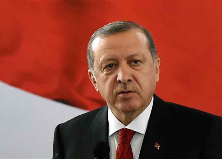 اهداف اردوغان از خرید اس–۴۰۰